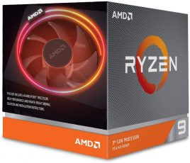 AMD Ryzen 9 3900X 12-core