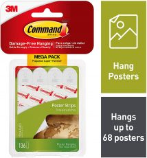 Command Poster Strips