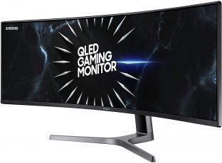 "Samsung C49RG9 49"" Super Ultrawide Monitor"