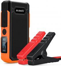 Suaoki 20000mAh Portable Car Jumper