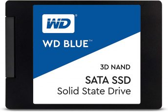 Western Digital WD Blue 2 TB 2.5 Solid State Drive